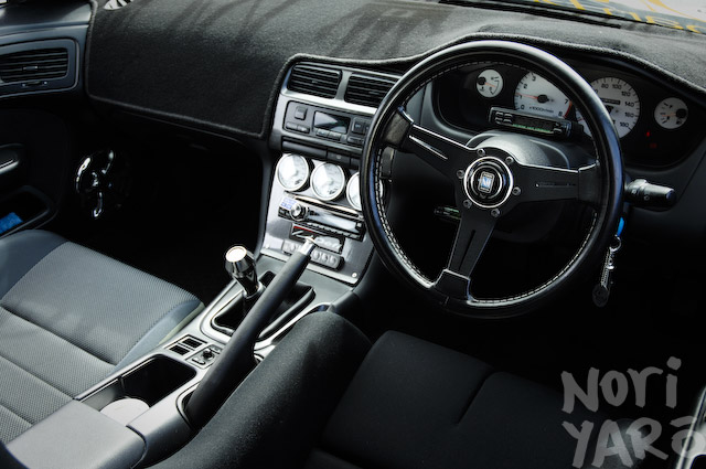 FEATURE: Yuusuke Tanaka's 326Power S14 Silvia : NORIYARO