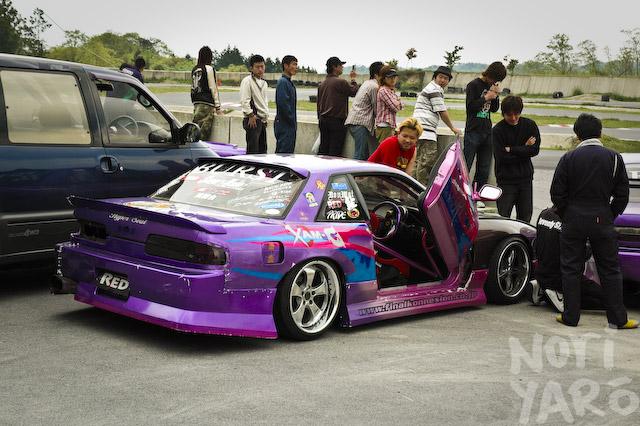 The Drift Team Burst 2006 Noriyaro