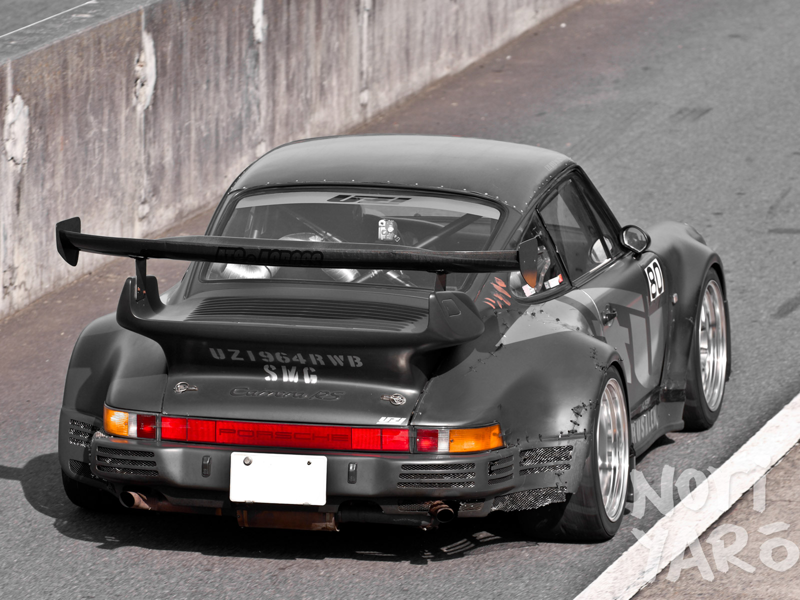 rauh_welt_uzi_tsukuba_4by3 Stunning Porsche 911 Gt2 Body Kit Cars Trend