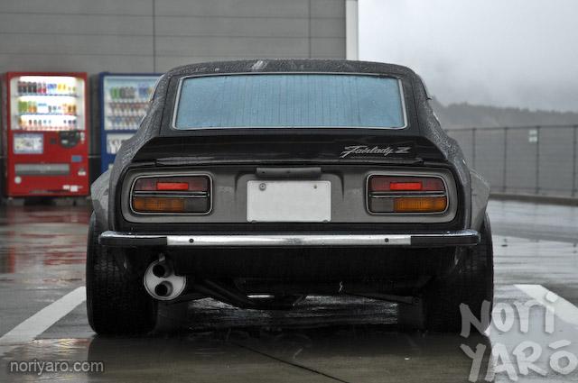 1970 Datsun 240z I Often See Cruising Around 2152x1496