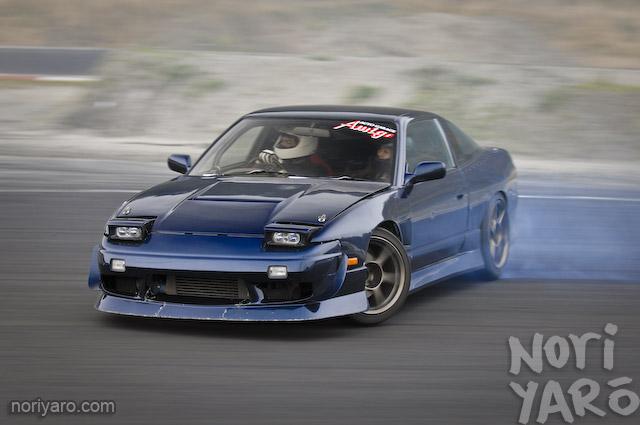 Nissan Silvia S15  la estrella del Drift