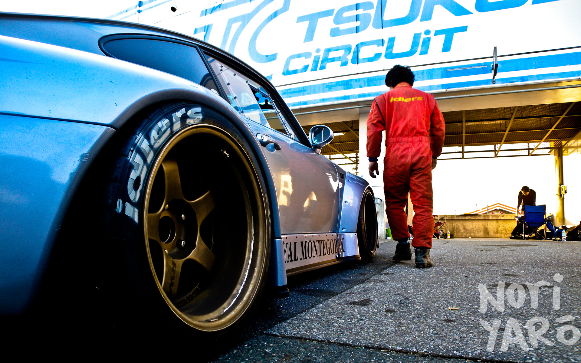 Tire Size Meaning >> WALLPAPER WEDNESDAY: Rauh Welt Tsukuba pits and Skyline GT ...