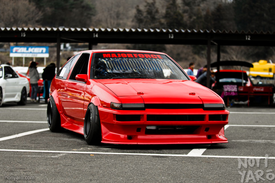 Ae86 Toyota And Blog On Pinterest