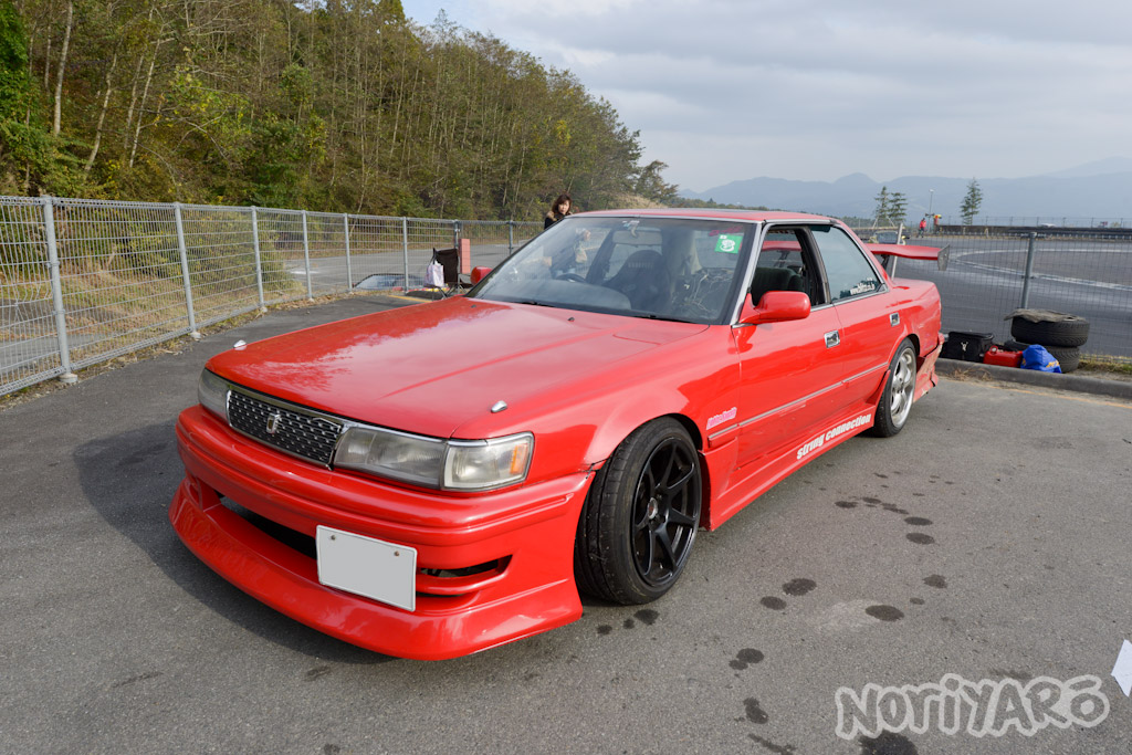 noriyaro_car_make_t&e_mark_ii_tribe_fuji_speedway_17